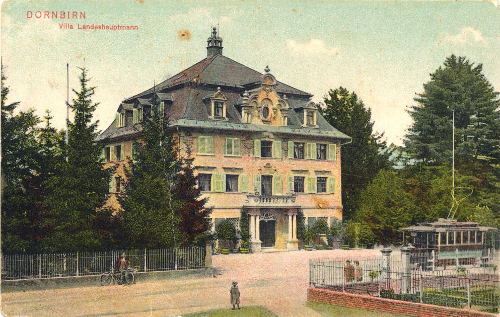 Lexikon Dornbirn Marktstra E 26 Adolf Rhomberg Haus